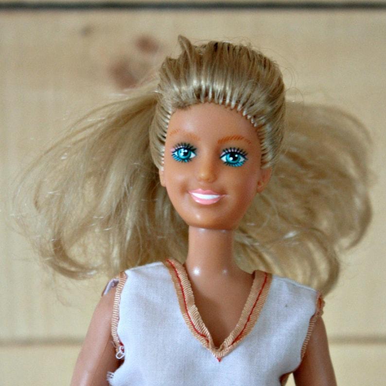 70acff0cd 1987 Barbie doll Blond Barbie Retro Barbie Barbie