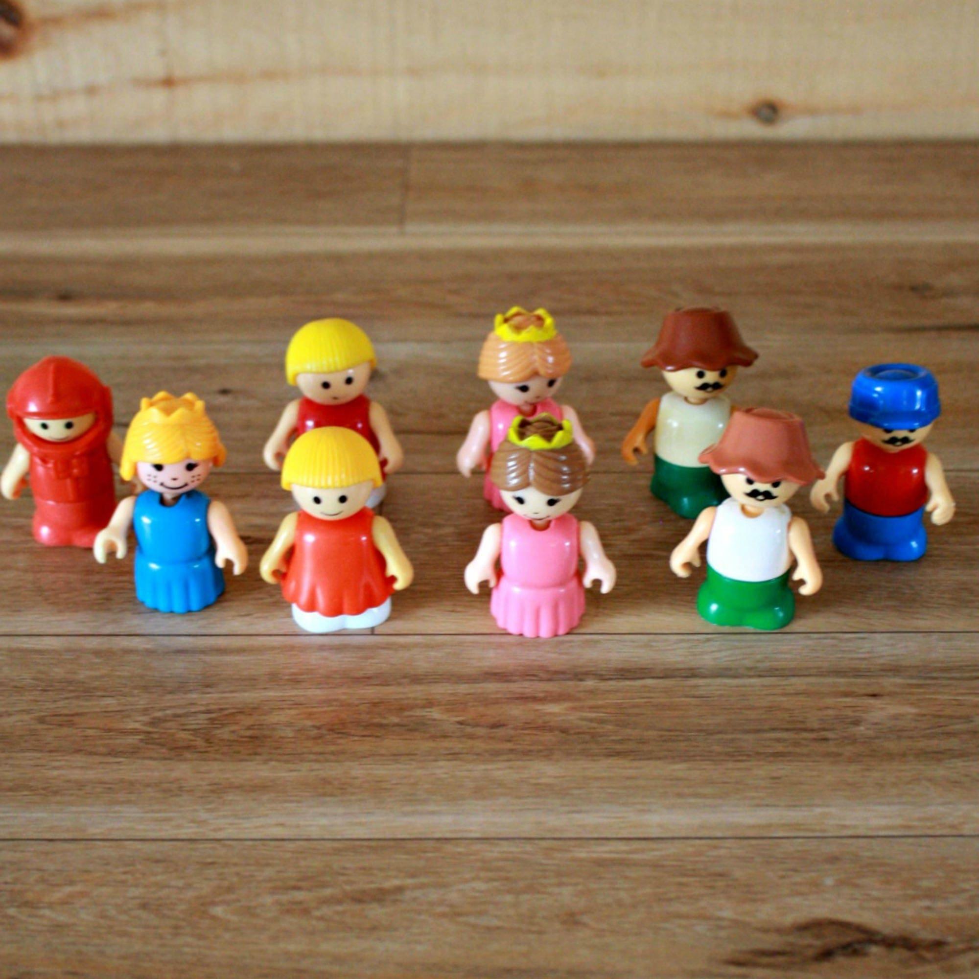 Playskool kid der 1990er Jahre Kunststoff Figur Figur Kind | Etsy