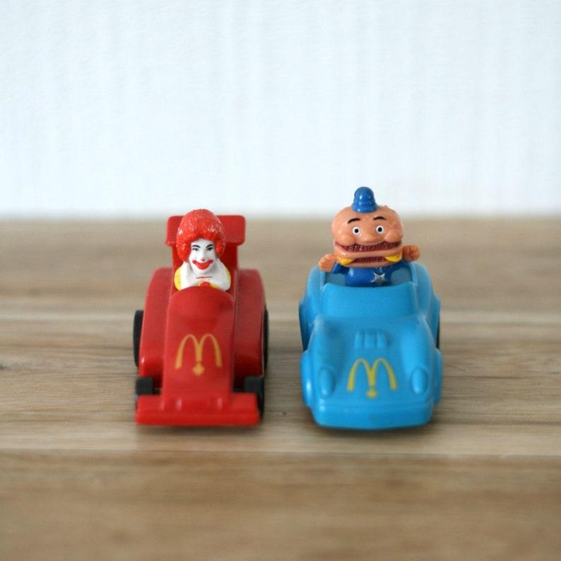 Joyeux Geek Officier 1988Figurine Big Figurines 2 JouetCadeau Mcdonald's Lot Mcdonald De Ronald Mac Festin80s kTOZPXiu