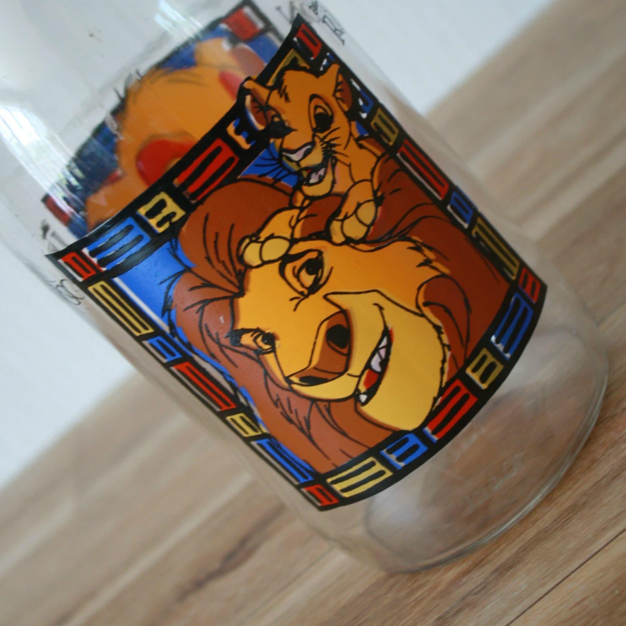 Topf König Löwe 1990 Topf Saft Disney Topf Simba Mufasa | Etsy