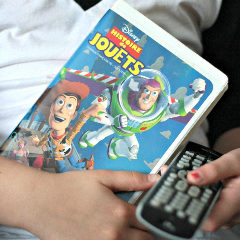 Toy Story movie FRENCH VHS Toy Story VHS Woody movie Disney | Etsy