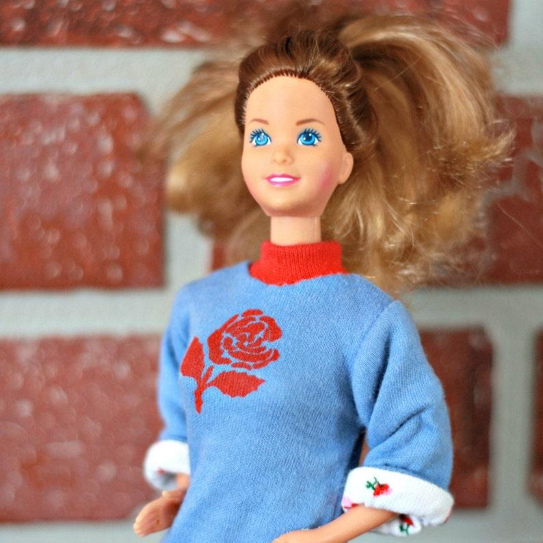 20a2b8ce0 1979 Barbie doll Brunette Barbie Retro Barbie Barbie