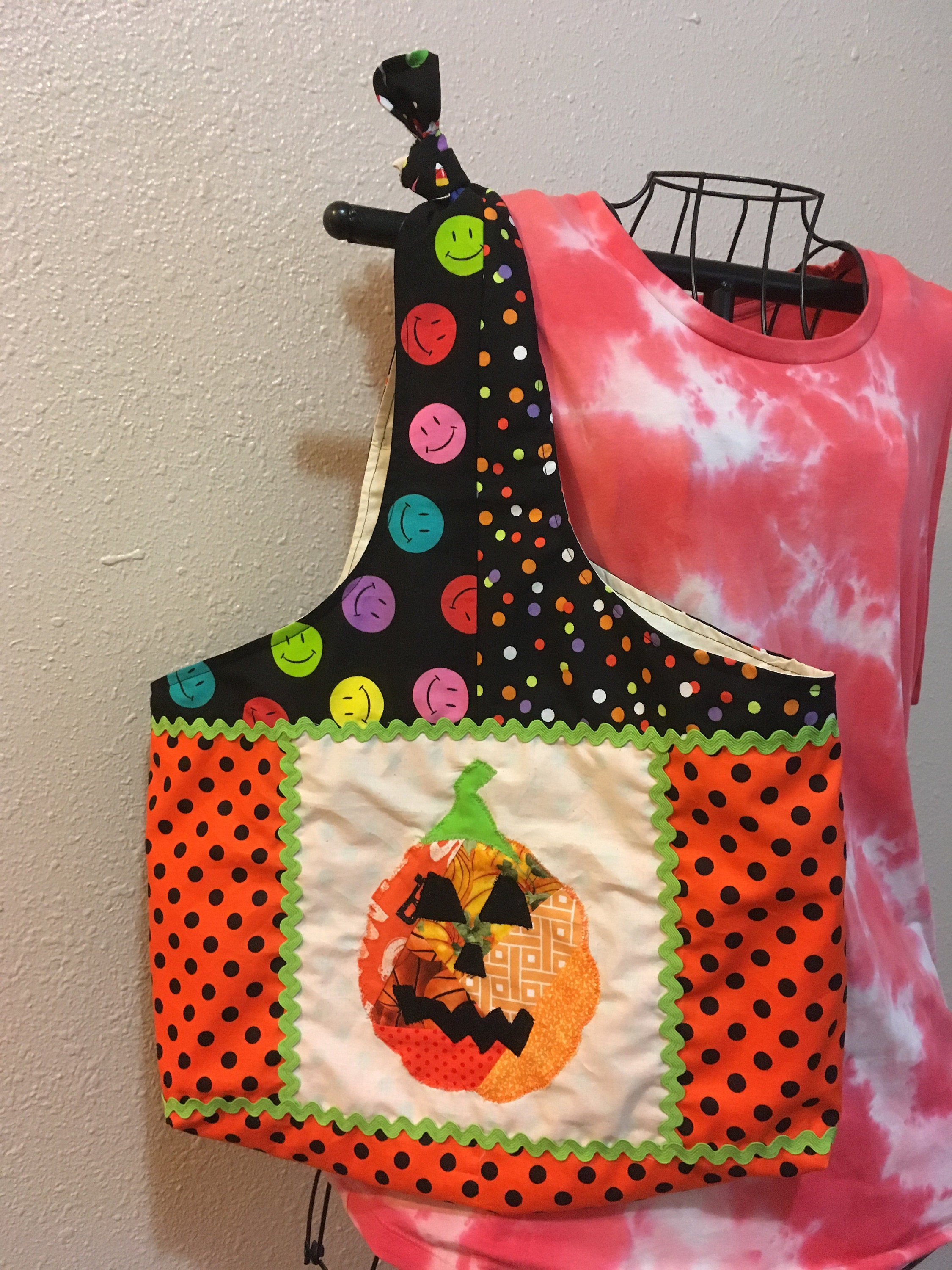 trick-or-treat bags, halloween bags, candy bags, child bag, toddler
