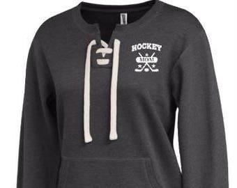 072b2c82 Hockey Mom shirt, Hockey mom crew, hockey shirt, hockey sweatshirt, hockey  mom apparel