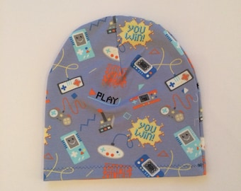 Slouchy Toque | Slouchy Beanie | Baby and Toddler | Video Games