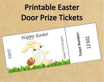 door prize tickets etsy