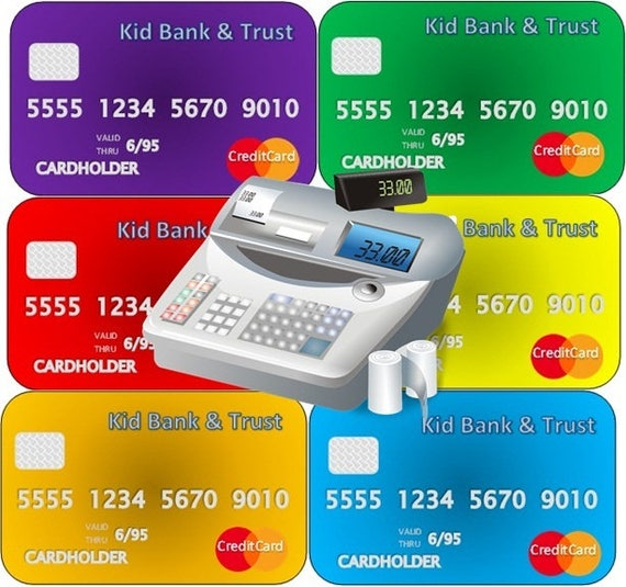 image 0 - Personalized Credit Cards