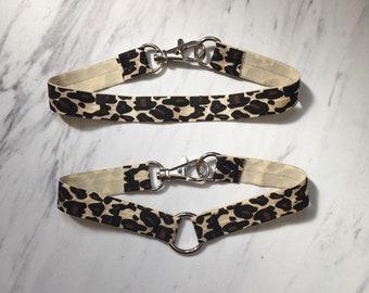 Leopard Chokers