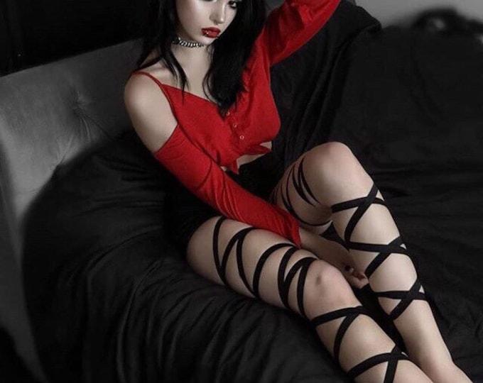 Featured listing image: NATALIA Leg Wraps