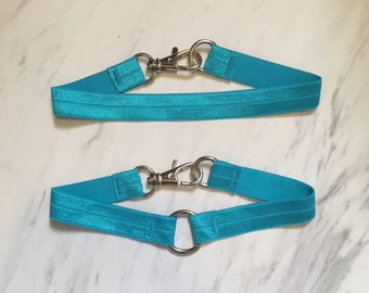 Blue Chokers