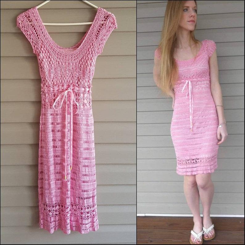 41e4da89ba A.B.S. Allen Schwartz XS XXS vintage 90 s bubblegum pink