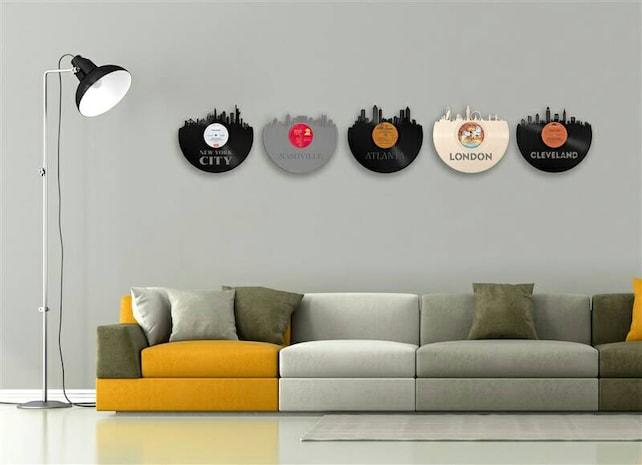 World Travel Decor Office Wall Decoration Stock Market | Etsy