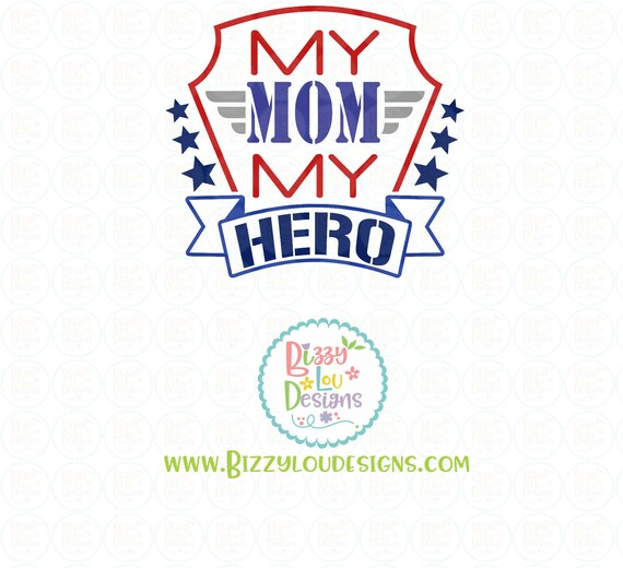 Mom Svg Dxf Eps Military Cut File Mommy Svg Patriotic Svg Etsy