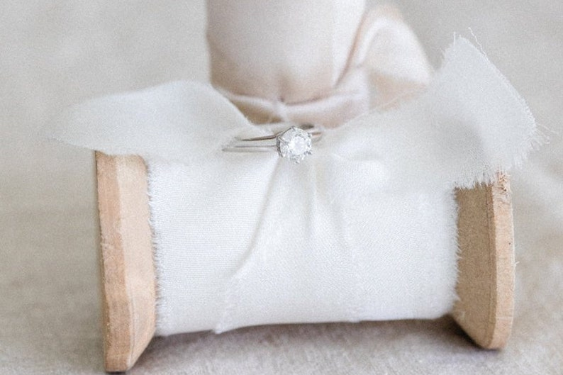 Band für Brautstrauß