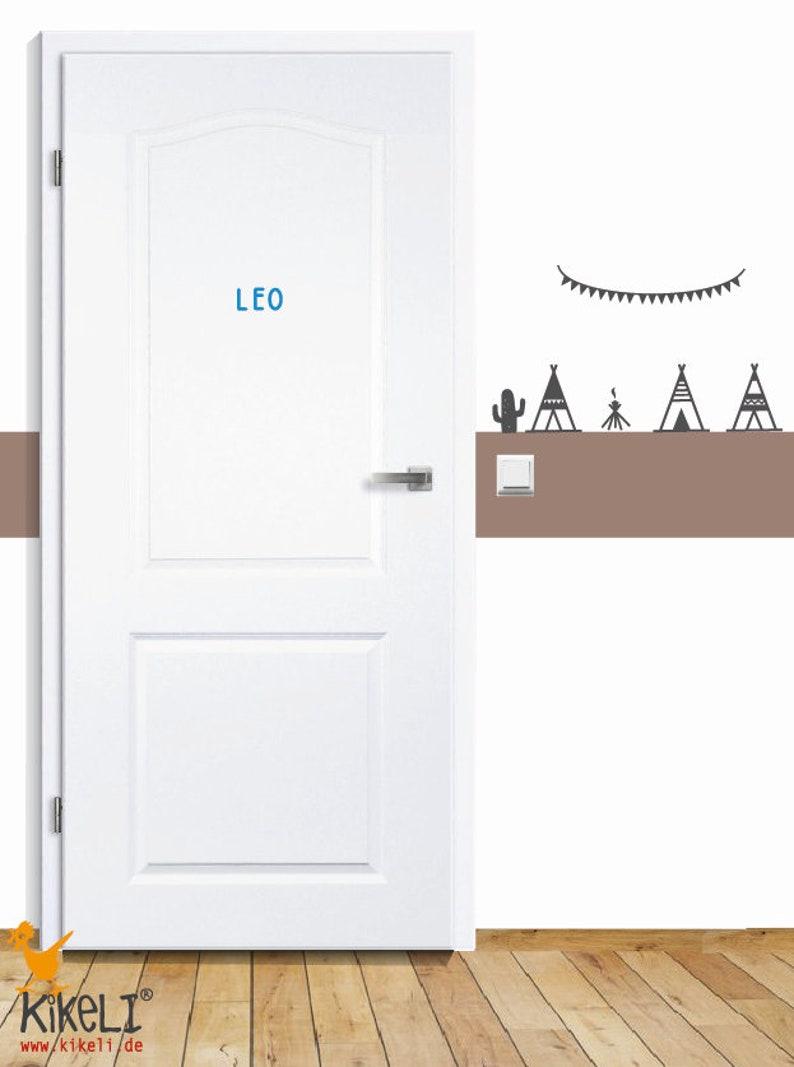 Wall Sticker Letter-3 PCs