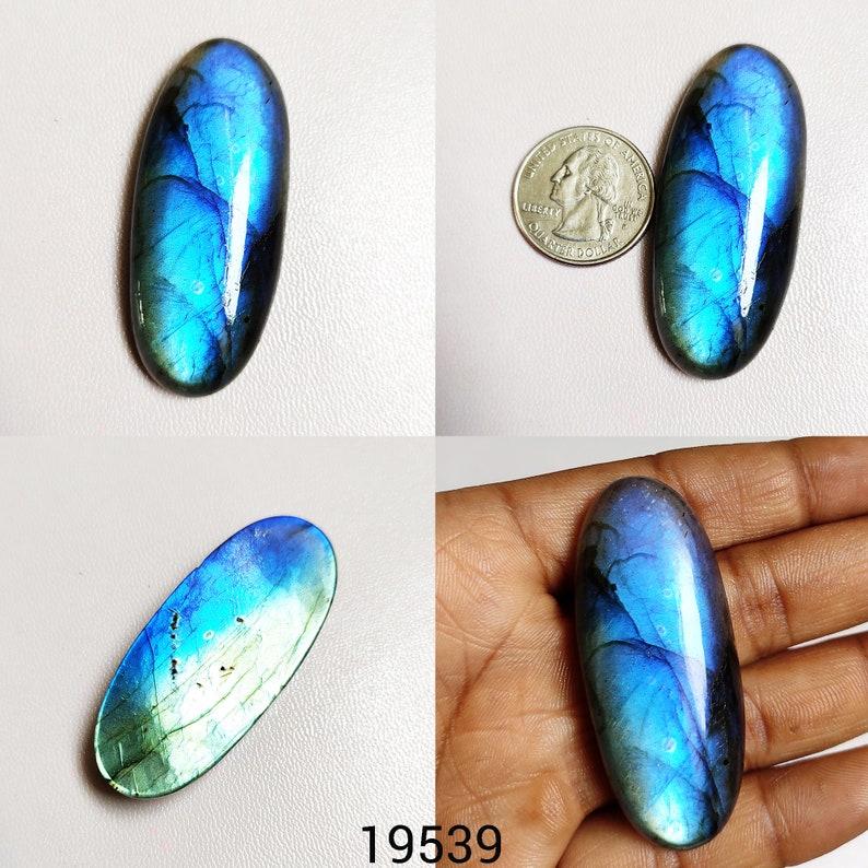 Natural Labradorite Faceted Oval Beads Full 12 Strand 10-6 mm  Multy Flashy Fire Labradorite beads  Labradorite Gemstone