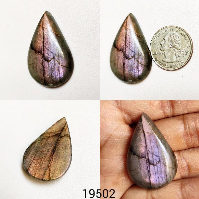 Ring Pendants Jewelry Supplies Natural Labradorite Cabochon LOT Blue Labradorite Crystal Purple Gemstone Labradorite Beads for Wire wrap