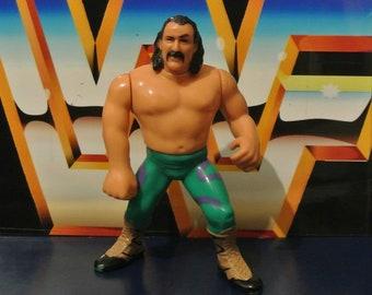 Hasbro WWF wrestling Figure - Jake the Snake Roberts 015