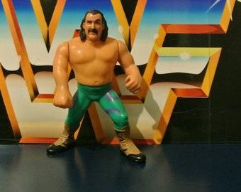 Hasbro WWF wrestling Figure - Jake the Snake Roberts 011