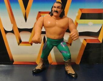 Hasbro WWF wrestling Figure - Jake the Snake Roberts 013
