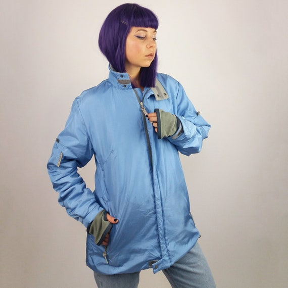 ae07a211e7 NAPAPIJRI Vintage Napapijri Soft Shell Winter Jacket