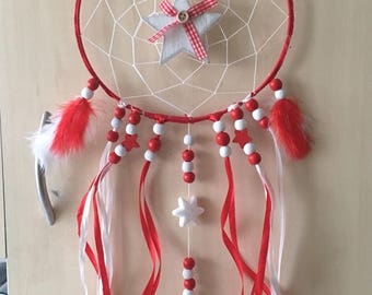 Dream catcher or handmade dreamcatcher.