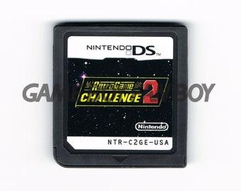 Retro Game Challenge 2 anglais GameCenter CX 2 DS panier Fan traduction Repro cartouche (* pour Nintendo Ds/Lite seulement *) - livraison gratuite! for sale  Delivered anywhere in Canada