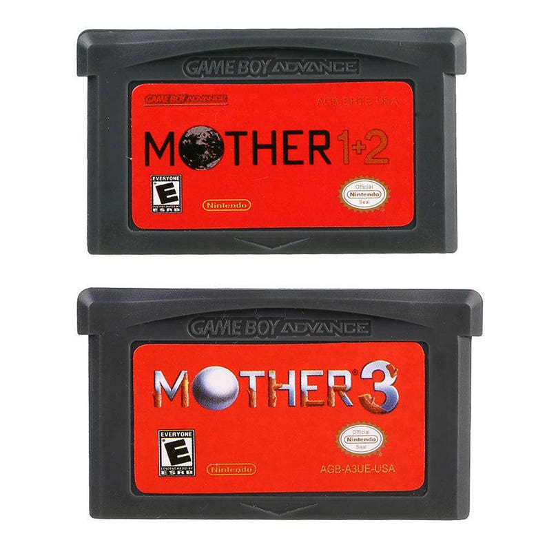 Mother 1+2 rom english | Play Mother 1 and 2 (english