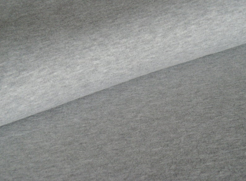 Cuffs Smooth light grey mottled image 0