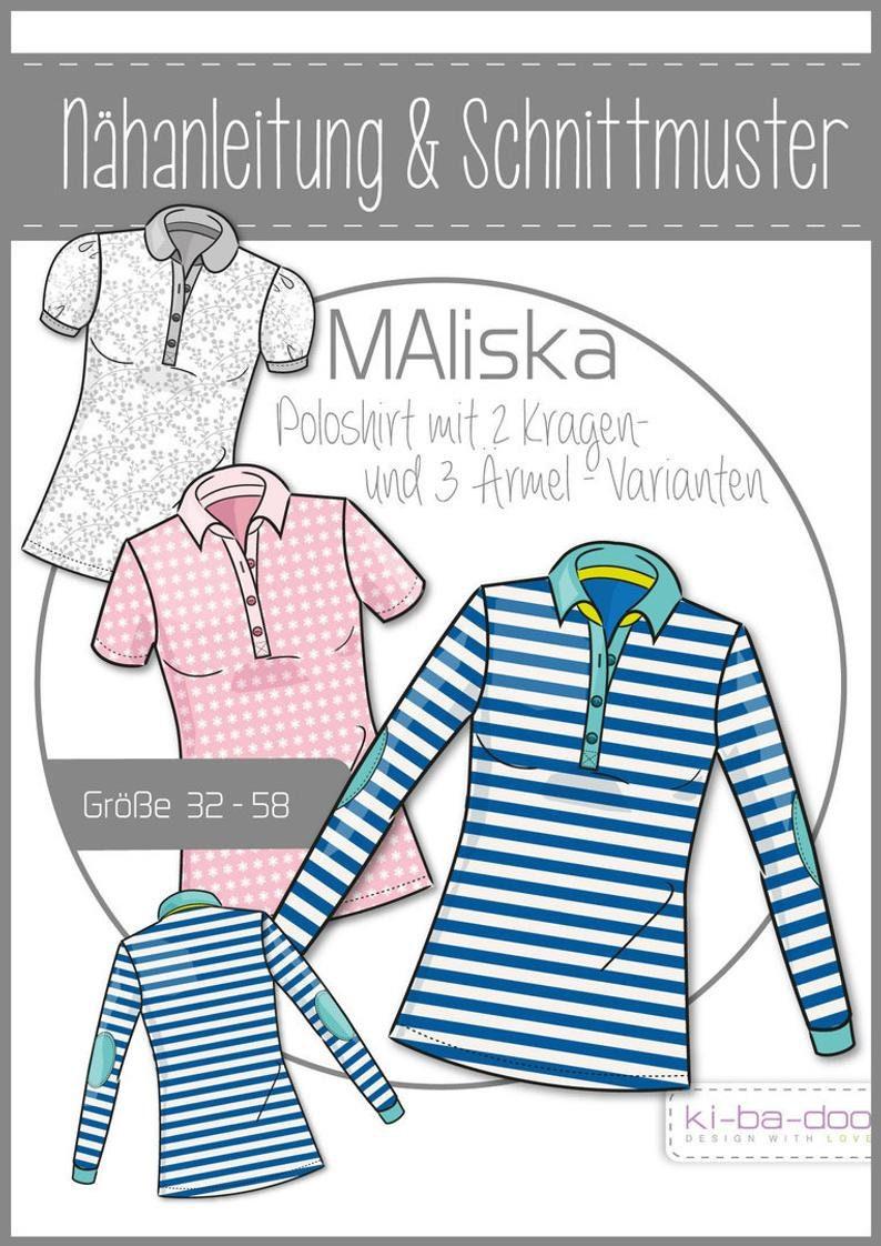 Paper Cut Pattern MAliska  Ki-ba-doo  Sewing Introduction  image 0