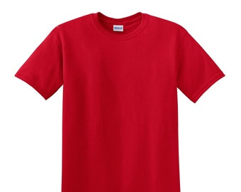 Blank T Shirt Etsy