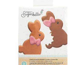Sugarbelle Giant Bunny Cookie Cutter Set