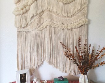 Made To Order Woven Wall Hanging // Extra Large