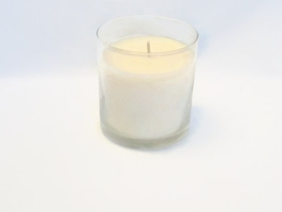 Cotton Vanilla Scented Candle in 13 oz Straight Tumbler Jar