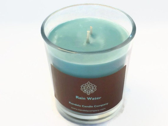 Rain Water Scented Candle in 13 oz Classic Tumbler
