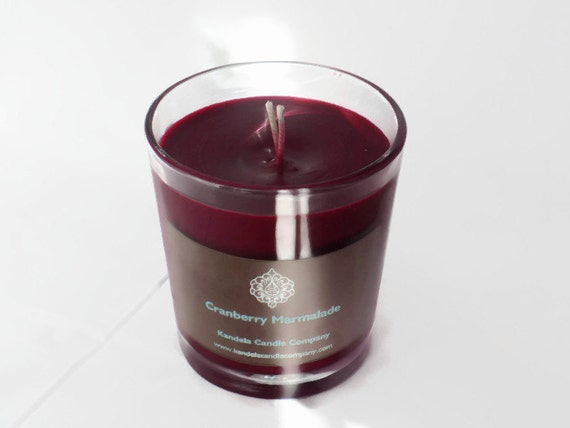 Cranberry Marmalade Scented Candle in Classic Tumbler