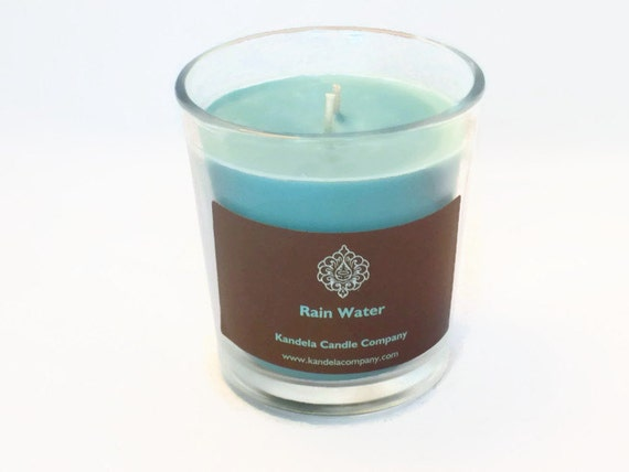 Rain Water Scented Candle in 13 oz. Straight Tumbler