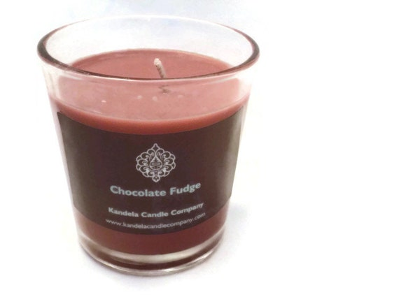 New! Chocolate Fudge Scented Candle in 13 oz. Classic Tumbler