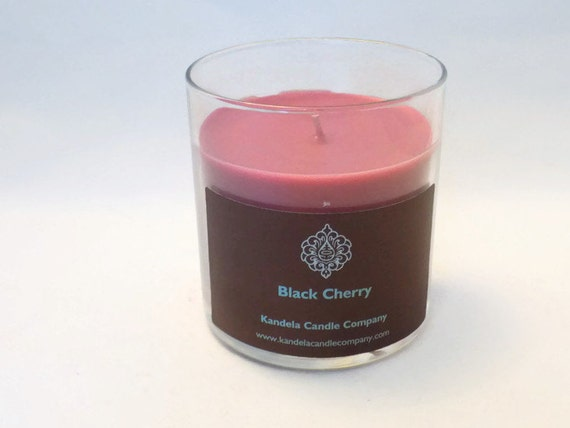 Black Cherry  Scented Candle in 13 oz. Straight Tumbler Jar