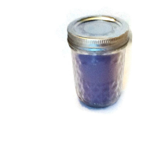 English Lavender 8 oz Jelly Jar