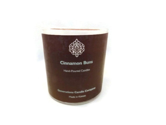 Cinnamon Buns 13 oz. Straight Tumbler Candle