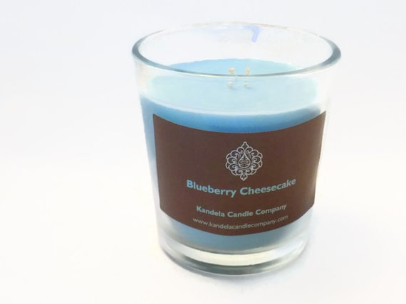 Blueberry Cheesecake Scented Candle in 13 oz. Classic Tumbler