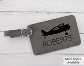Luggage Tags Personalized Gift for Men, Personalized Luggage Tag Personalized Gift for Husband