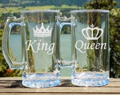 King Queen Gift for Coupl...