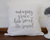 Amazing Grace Cushion Cov...