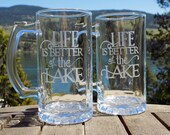 Outdoor Lover Beer Mug, G...