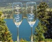 Set of 6 Champagne Glasse...
