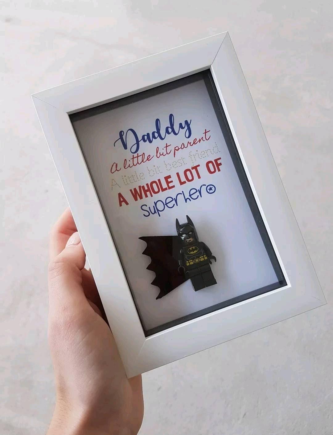 Geschenke für Papa / Väter erste Vatertag / My Hero | Etsy