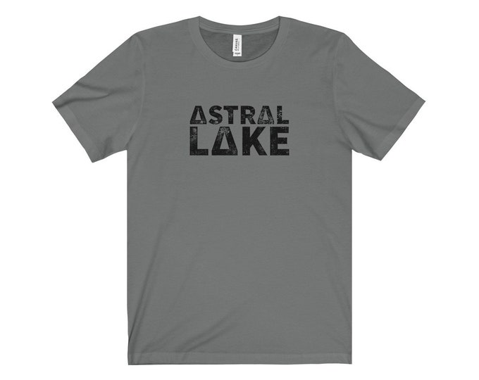 Astral Lake unisex Jersey T-Shirt