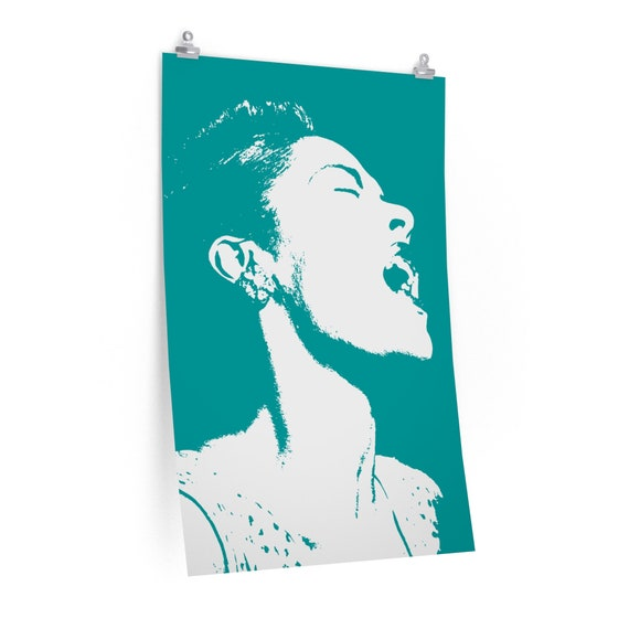 Billie Holliday, Premium poster